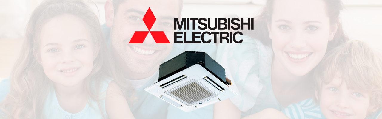 Comparador precios de aire acondicionado por CASSETTE de Mitsubishi Electric