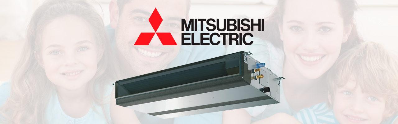 Comparador precios de aire acondicionado por CONDUCTOS de Mitsubishi Electric