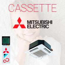 Comparador precios aire acondicionado cassette de Mitsubishi Electric