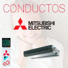 Comparador precios aire acondicionado conductos de Mitsubishi Electric