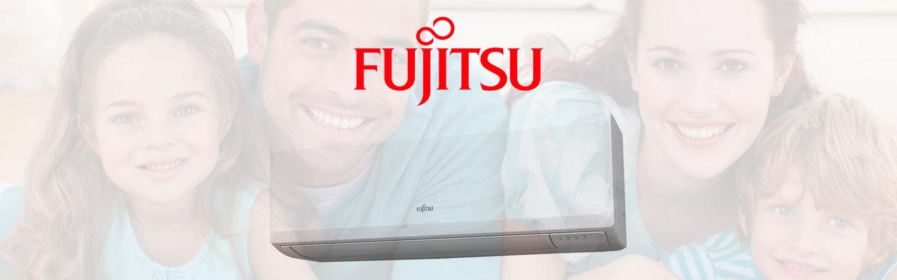 Comparador precios aire acondicionado SPLIT de Fujitsu con gas R32