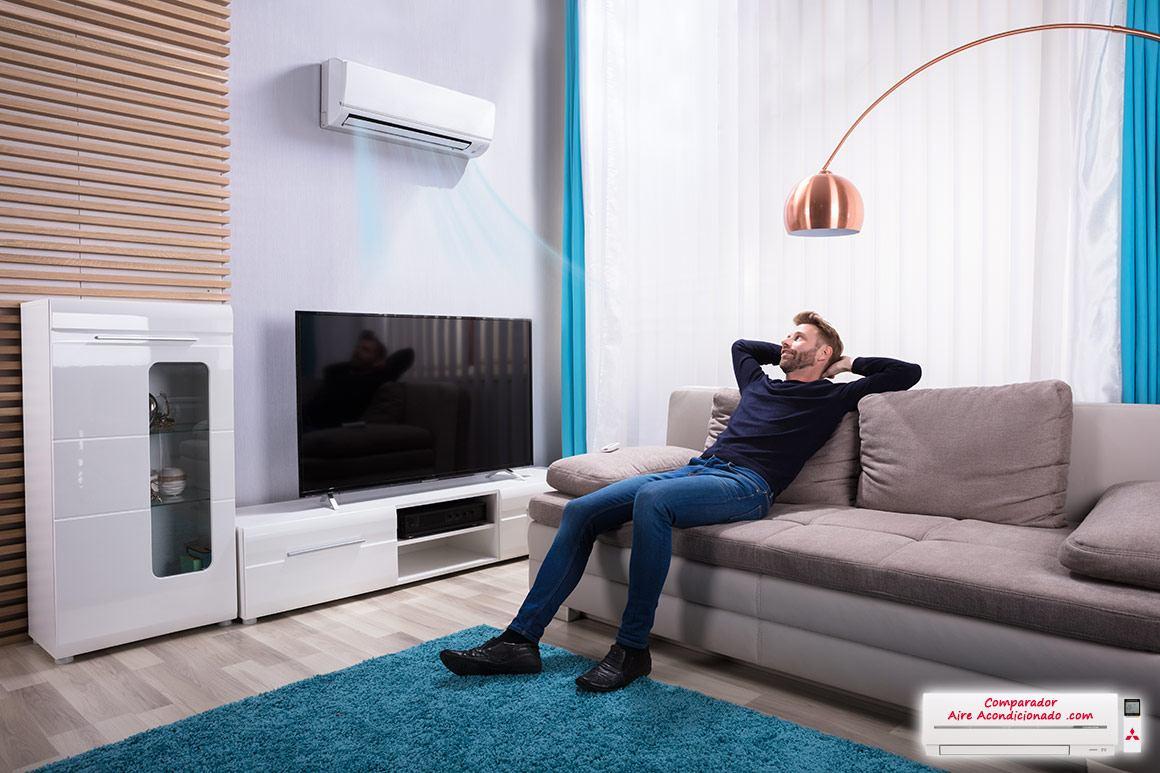 Comparador aire acondicionado split