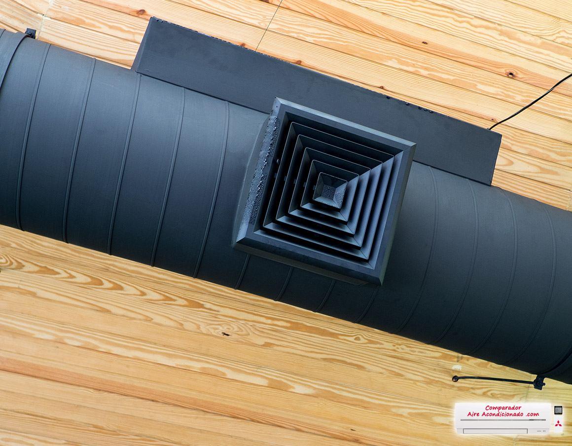 ¿Qué es un aire acondicionado por conductos y qué debes tener en cuenta a la hora de adquirir uno?