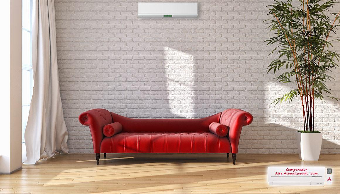 ¿Qué es un aire acondicionado split y qué debes tener en cuenta a la hora de adquirir uno?
